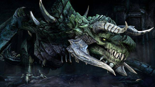 Dragons heading to Elder Scrolls Online in new updates