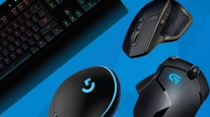 Logitech gaming accessories reduced by over 50%