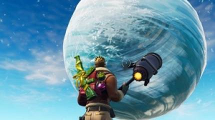 Forget the cube, Fortnite fans are now pondering a mysterious floating sphere
