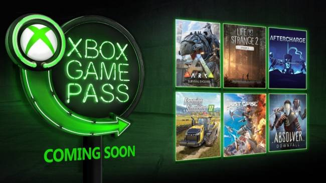 Here's What's Hitting Xbox Game Pass In January