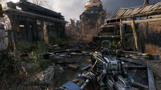 New Xbox One X Bundle Gets You Metro Exodus And The Whole Series