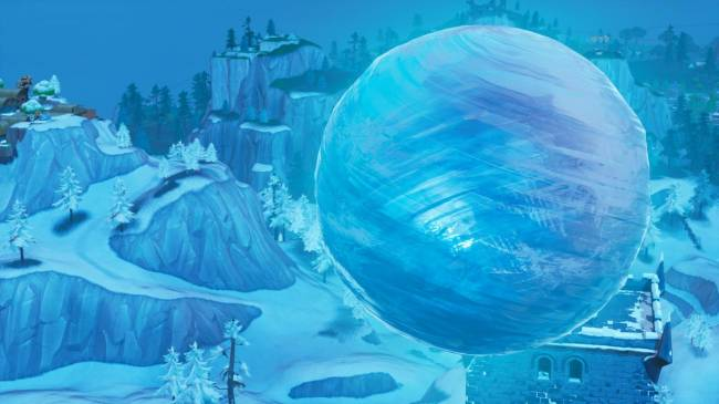 Fortnite Season 8 Is Approaching, So Of Course A Mysterious Orb Has Shown Up