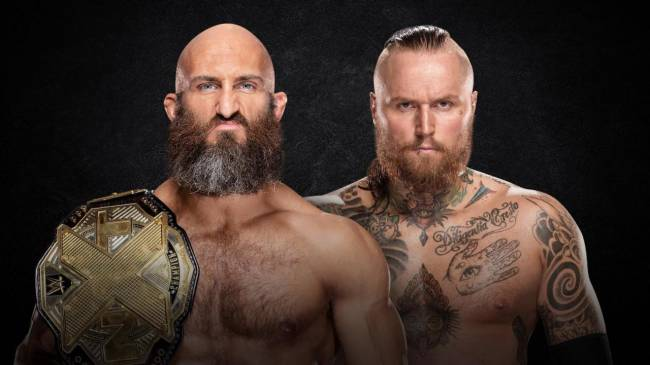 WWE NXT TakeOver Phoenix: Match Card, Date, And How To Watch The 2018 Event