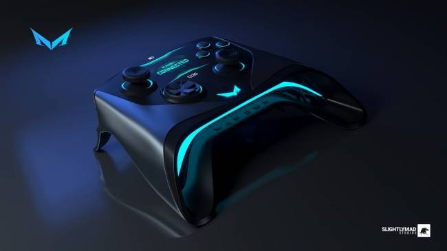 Possible Mad Box Console Controller Design Revealed