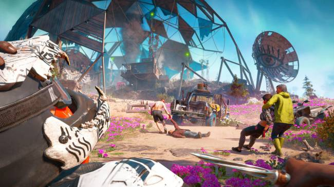 Far Cry: New Dawn - Ubisoft Talks Female Villains And Nuking The USA