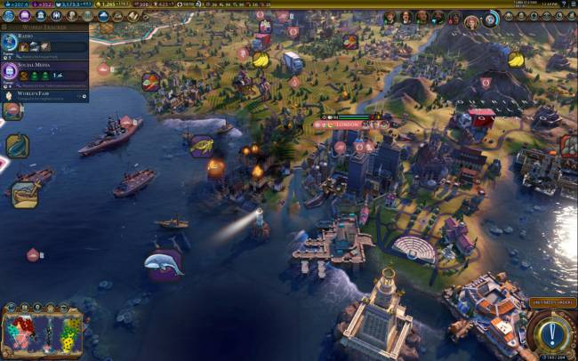 Global Warming Is Your Worst Enemy In Civilization VI: Gathering Storm