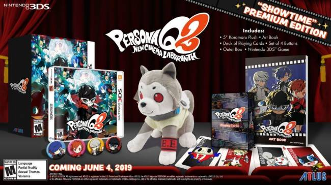 Persona Q2 Won't Have English Voice Work, Will Have Subtitles With Japanese VAs