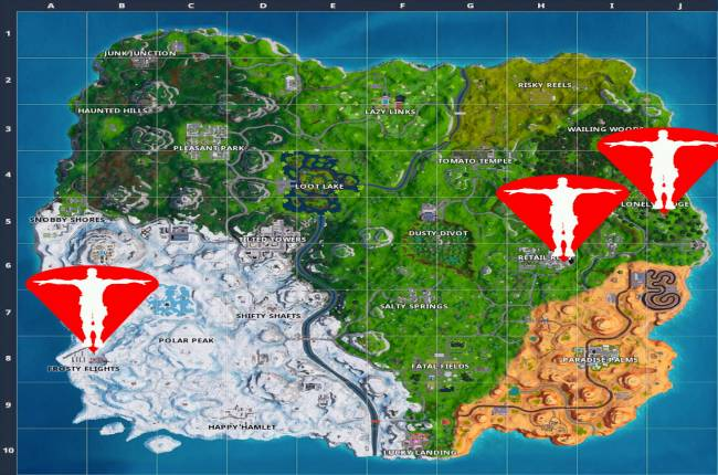 Fortnite Tower Locations: Where Water, Ranger, Air Traffic Control Towers Are -- Week 5 Guide (Season 7)