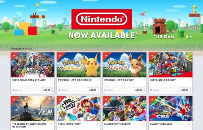 Nintendo Switch And 3DS Games Are Now Available At The Humble Store (US Only)