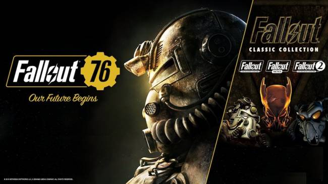 Fallout Classic Collection Is Free For Anyone Who Played Fallout 76 In 2018