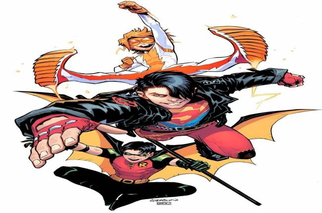 Young Justice: A Beginner's Guide To The DC Comic And Cartoon