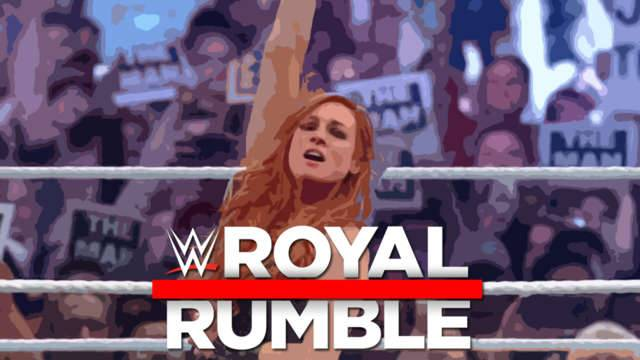 WWE Royal Rumble 2019's Biggest Surprise Entrants