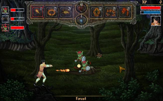 Mage's Initiation: Reign Of The Elements Review - VGA Heyday