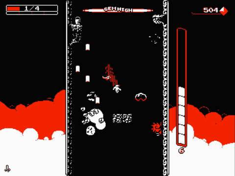 Downwell Review - Polished Boots