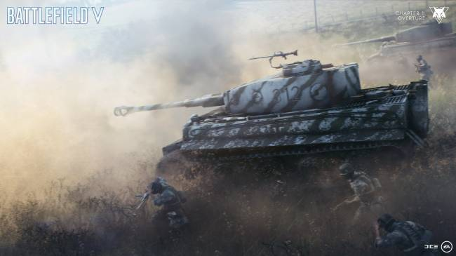 Battlefield V Weekly News and Announcements Include Company Coin Tracking Issues Update