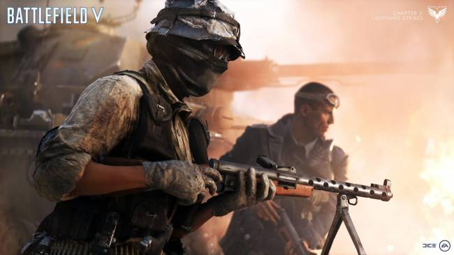 Battlefield V January Update Now Live, Here's the Complete Details