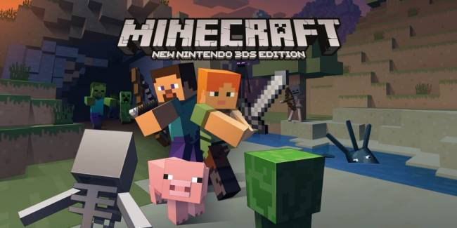 Minecraft: New Nintendo 3DS Edition Receives its Final Update Only Two Years After Launch