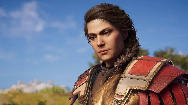Assassin's Creed Odyssey's newest DLC ignores gay characters