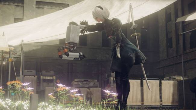 Talking To Yoko Taro, PlatinumGames' Takahisa Taura, And Composer Keiichi Okabe About Life, Death, And Opportunity
