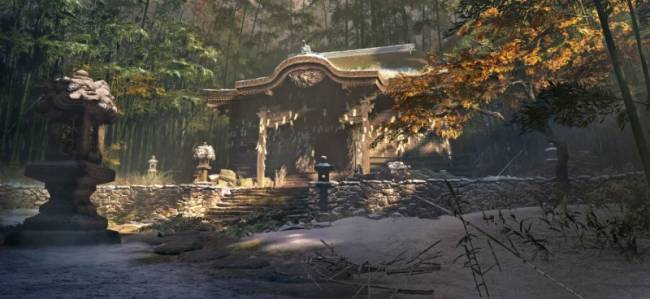 Here's What You Can Do In Sekiro's Hub Area