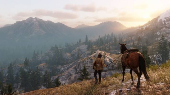 Why Red Dead Redemption II Rises Above The Rest Of 2018's Releases