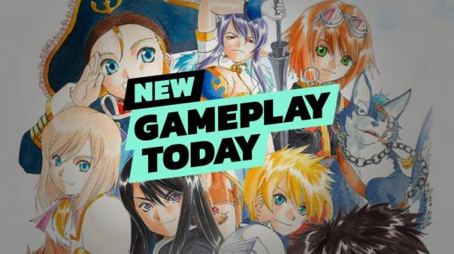 New Gameplay Today – Tales Of Vesperia: Definitive Edition