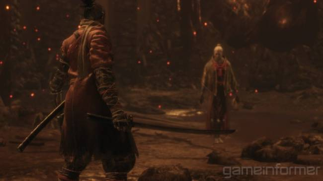 Sekiro: Shadows Die Twice's New Combat Options Means Bosses Are A Little Different