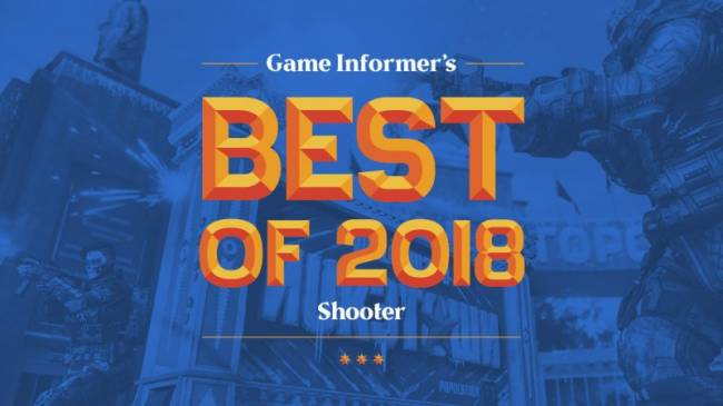 The 2018 Shooter Awards