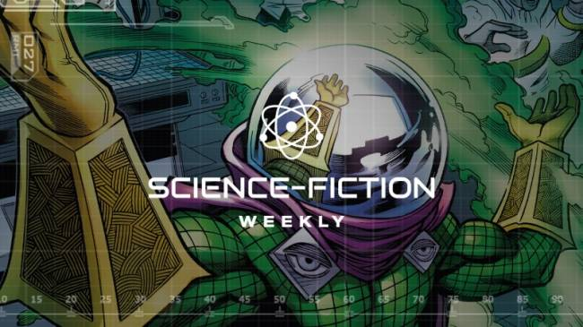Science-Fiction Weekly – Spider-Man, Weird City, Atom RPG, Star Trek
