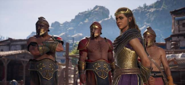 Two Simple Reasons To Avoid AC Odyssey's Shadow Heritage DLC