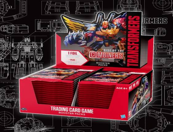 Exclusive Transformers Trading Card Game Reveal - Menasor, Menacing Colossus