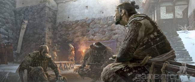 Our Full Hidetaka Miyazaki Sekiro: Shadows Die Twice Interview