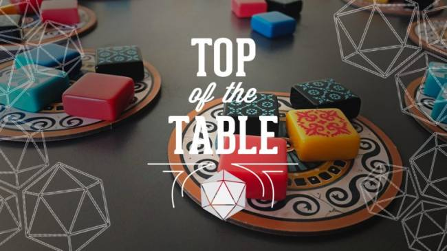 Top Of The Table – Azul