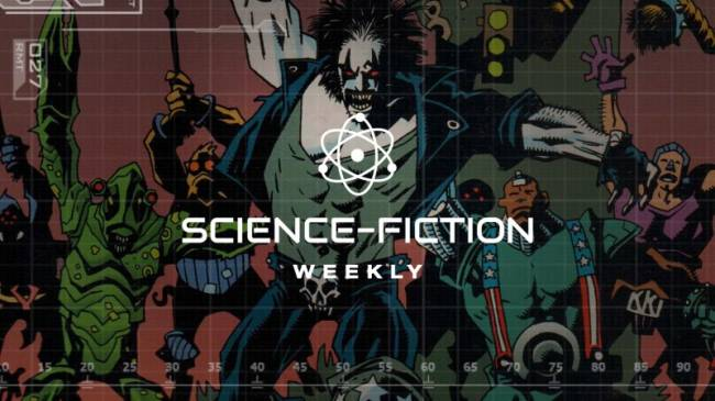 Science-Fiction Weekly – Terminator 6, Genesis Alpha One, Lobo, Anthem