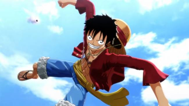Here's One Piece World Seeker's Opening Cinematic