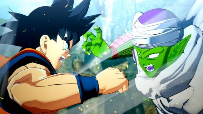 Update: Dragon Ball Project Z Is A New Dragon Ball RPG Coming This Year