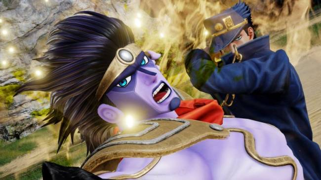 Jotaro Kujo And Dio Coming To Jump Force