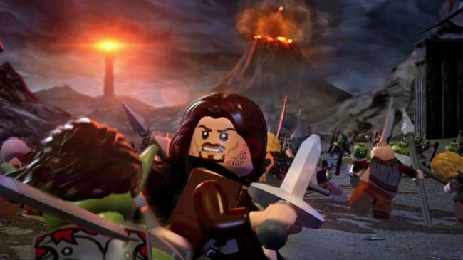 Lego Lord Of The Rings Games No Longer Available Digitally