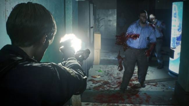 Resident Evil 2 '1-Shot' Demo Lets You Play The Game For Only 30 Minutes