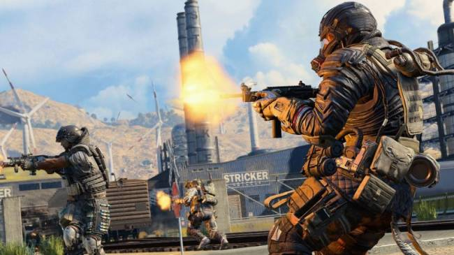 Black Ops 4, Fortnite Lead PlayStation's Most Downloaded Games Of 2018