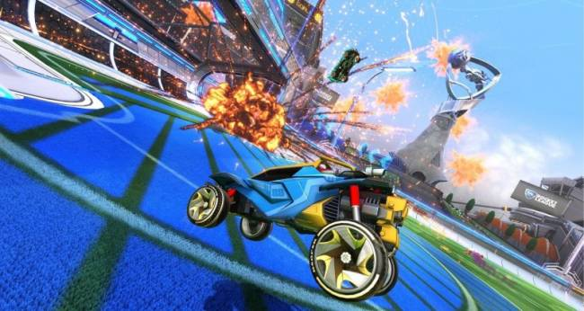 Cross-Play For Rocket League Is Now Live
