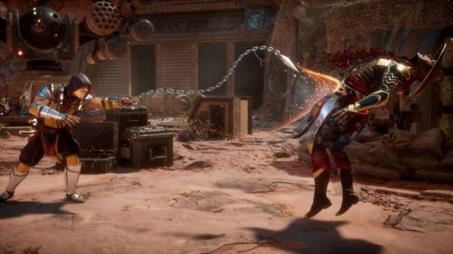 Watch The Mortal Kombat 11 Reveal Event Here