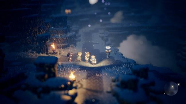 Square Enix Trademarks Octopath Traveler's HD-2D Phrase In Europe