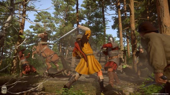 Kingdom Come: Deliverance DLC Teaser Released