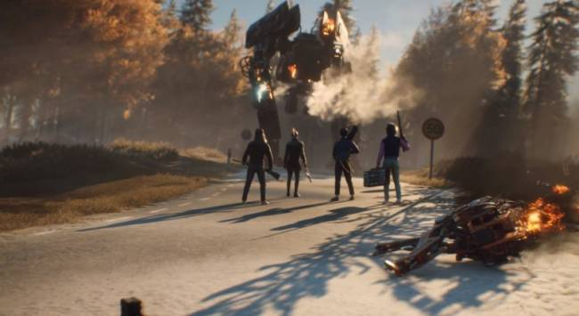 Generation Zero Now Has A Release Date