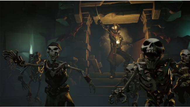 Sea Of Thieves Developer Wowed By Streaming Numbers