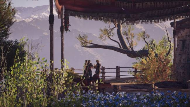 Ubisoft Updating Dialogue And Cutscenes Of Assassin's Creed Odyssey Shadow Heritage DLC