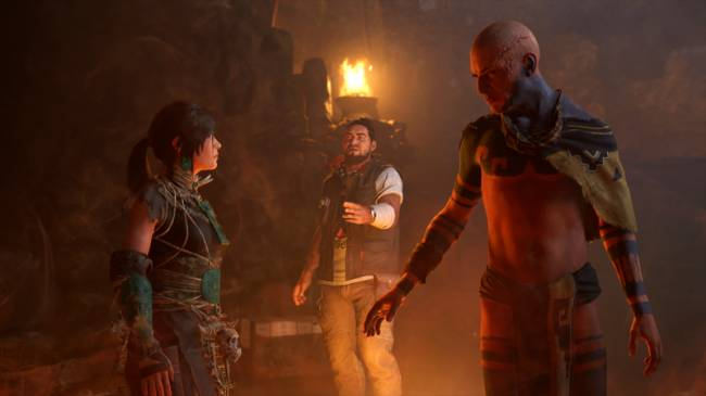 Shadow Of The Tomb Raider's New Spooky DLC Is Out