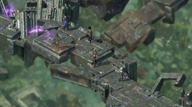 Pillars Of Eternity II Gets Turn-Based Mode Nearly A Year After Launch