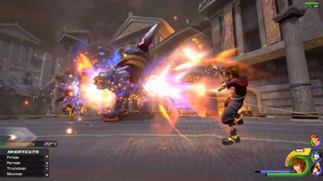New Kingdom Hearts III Trailer Delivers A Gameplay Overview